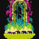 Retro Jungle by freeagent08