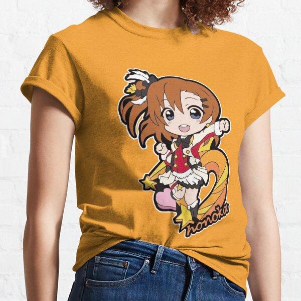 Honoka Chibi Classic T-Shirt