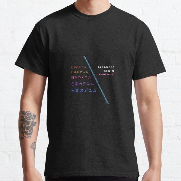 Daniel Caesar - Japanese Denim Classic T-Shirt