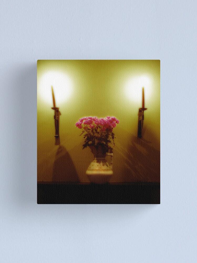 Alternate view of Vase Canvas Print