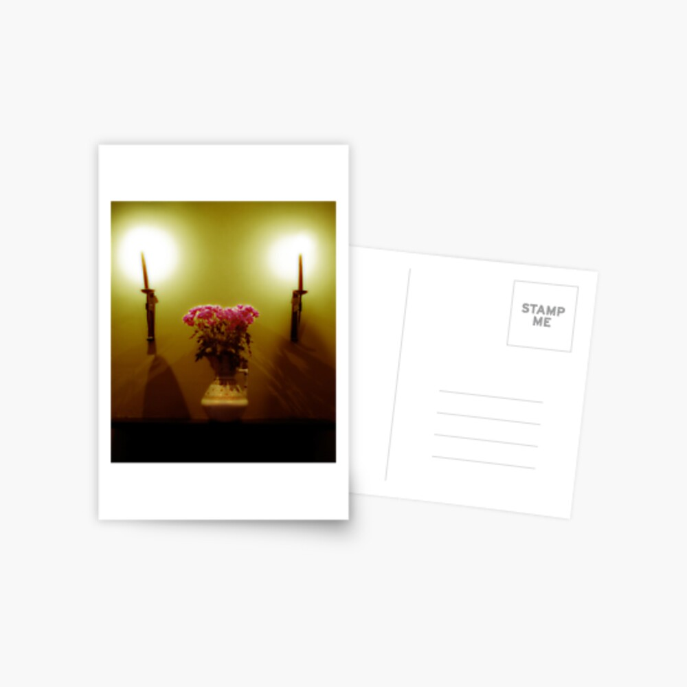 Vase Postcard