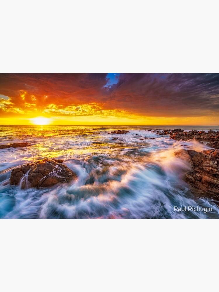 Smith's Beach Sunset by paulmp