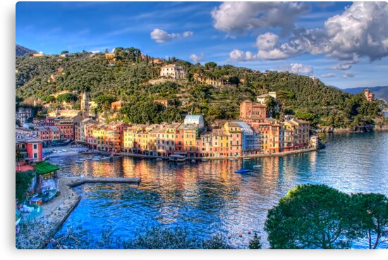 portofino paint five by oreundici