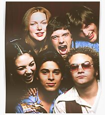 That '70s Show Cast Poster