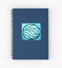 I am a Waterbender Spiral Notebook