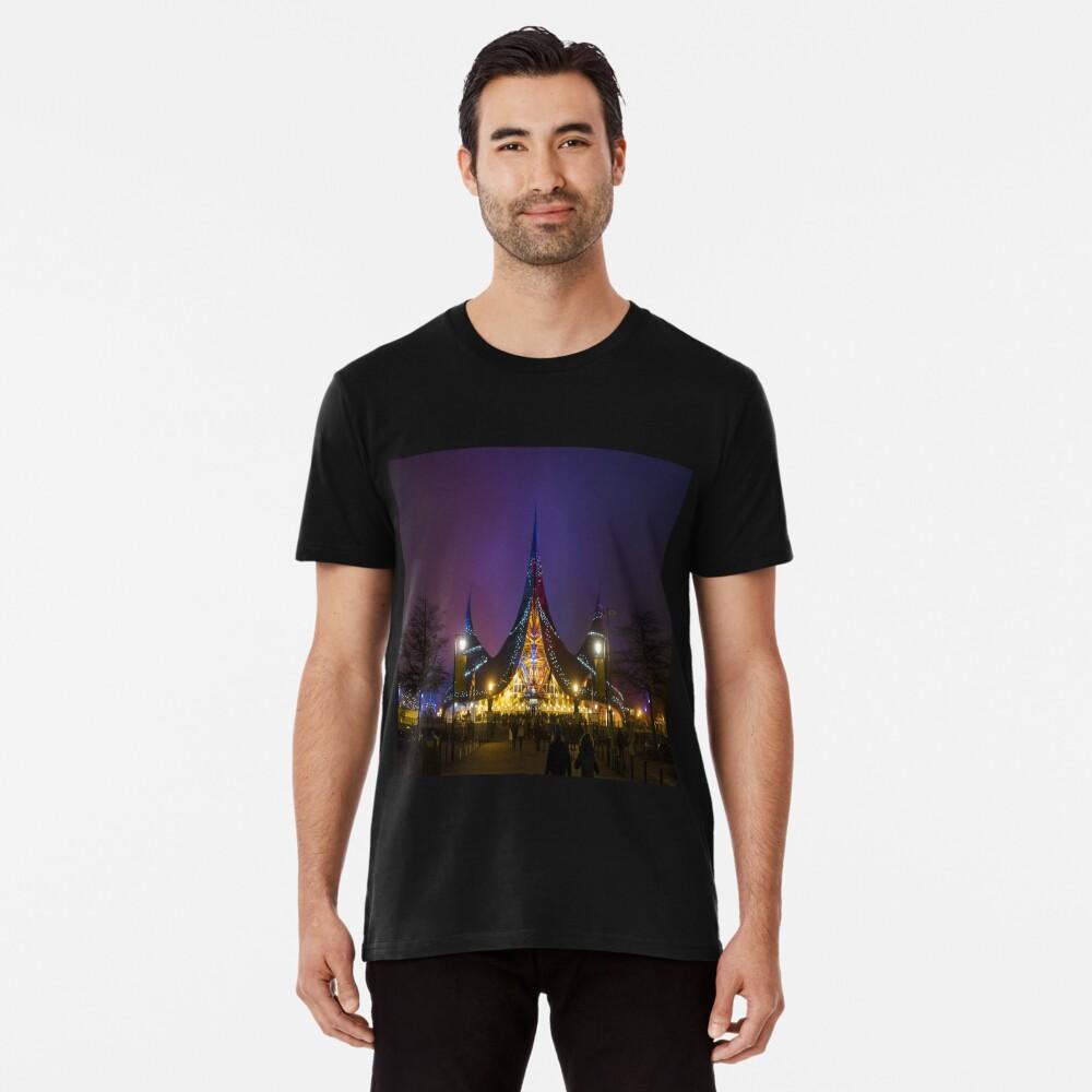 Huis van de Vijf Zintuigen Premium T-Shirt
