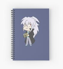 Yami Bakura YGO  Spiral Notebook