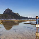 Elnido, Palawan, Philippines - Exploring The Rock Pools by Bobby McLeod