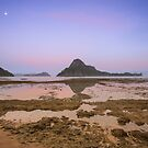 Elnido, Palawan, Philippines - Blue Moon by Bobby McLeod