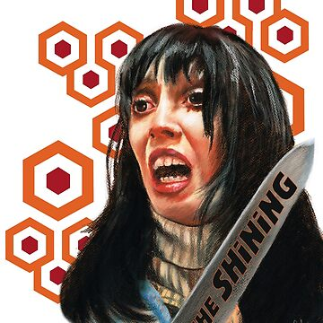 Shelley Duvall - OVERLOOK DESIGN by ChantalHandley-