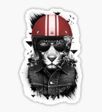 Jungle Rider Sticker