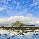 Elnido, Palawan, Philippines - Panorama El Nido by Bobby McLeod