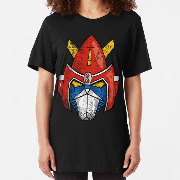 V-Head Slim Fit T-Shirt