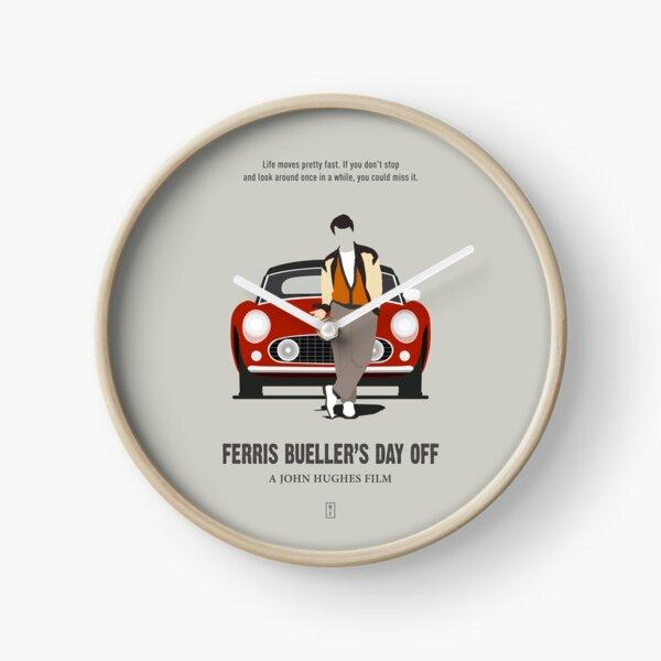 Ferris Bueller's Day Off Clock