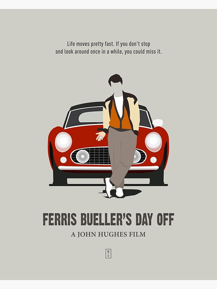 Ferris Bueller's Day Off by SITM
