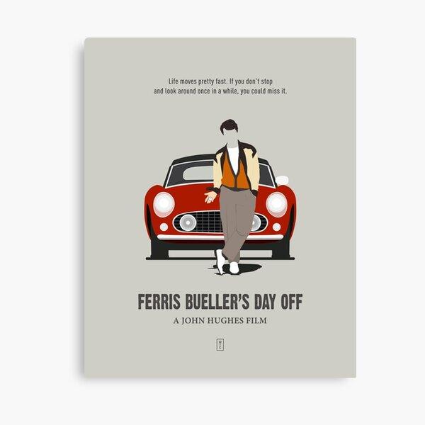 Día libre de Ferris Bueller Lienzo