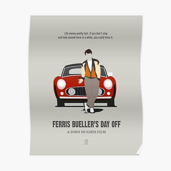 Journée de Ferris Bueller Poster
