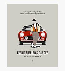 Lámina fotográfica Día libre de Ferris Bueller