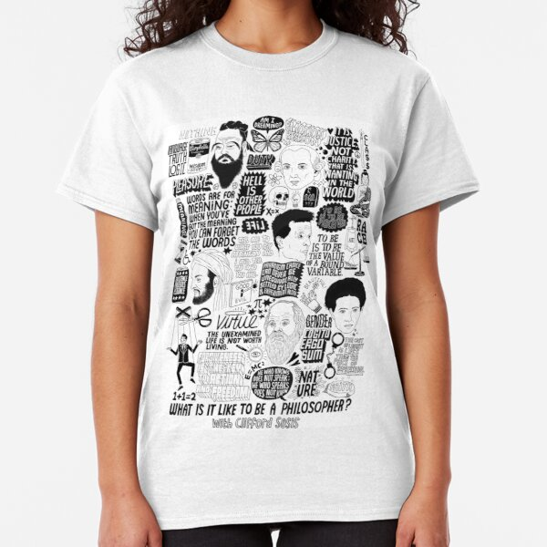 What Is It Like to Be a Philosopher?  Classic T-Shirt