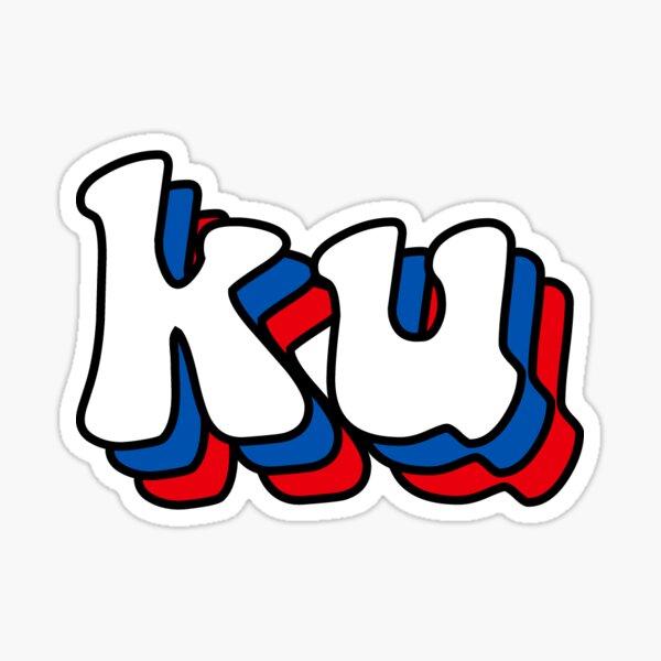 KU Sticker