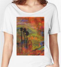 Admiring God's Handiwork I Women's Relaxed Fit T-Shirt