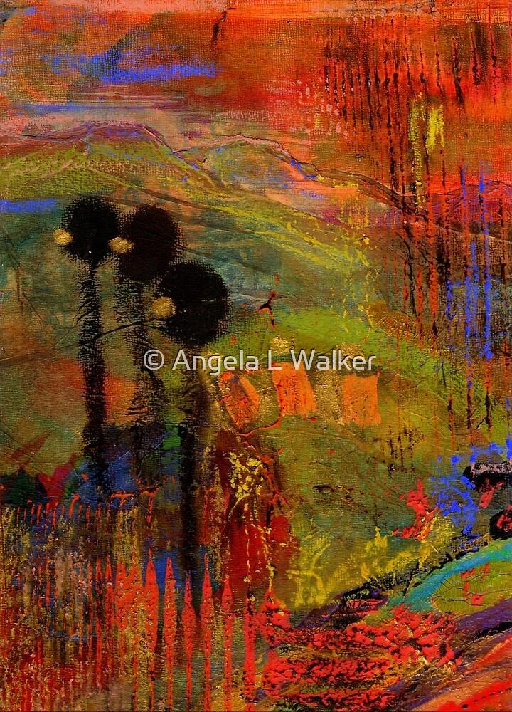 Admiring God's Handiwork I by © Angela L Walker