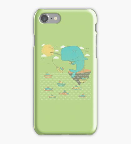 Gone Shipping iPhone Case/Skin