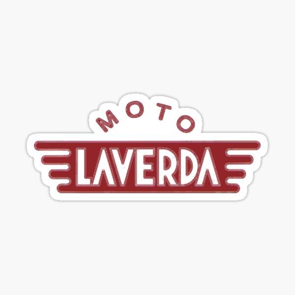 Moto Laverda Logo Sticker