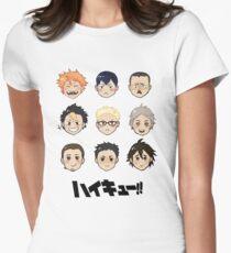 Haikyuu!! Women's Fitted T-Shirt