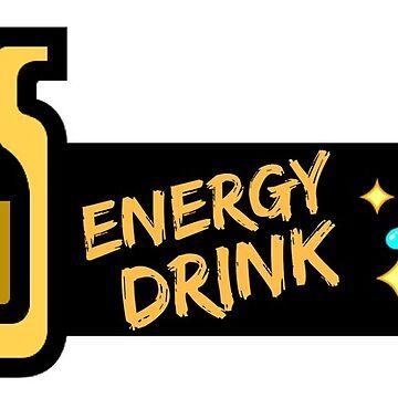 Monster Hunter Energy Drink by Aherom