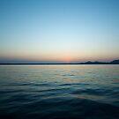 Subtle sunset by vfphoto