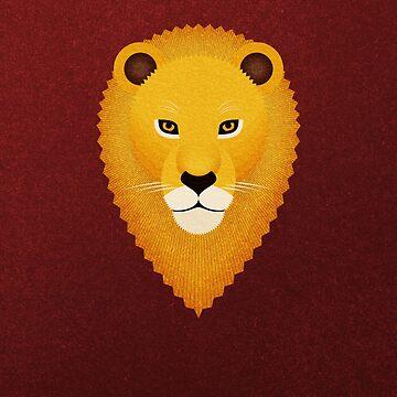 FAUNA / Lion by danielcoulmann