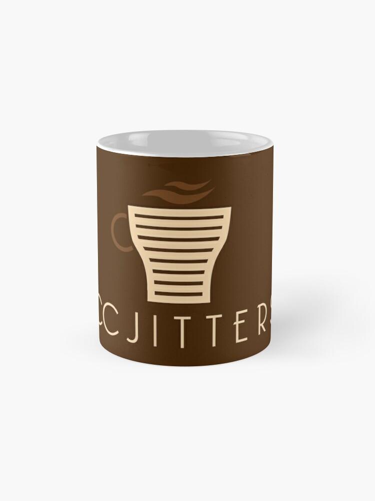 Alternative Ansicht von Central City CC Jitter Kaffee Tasse