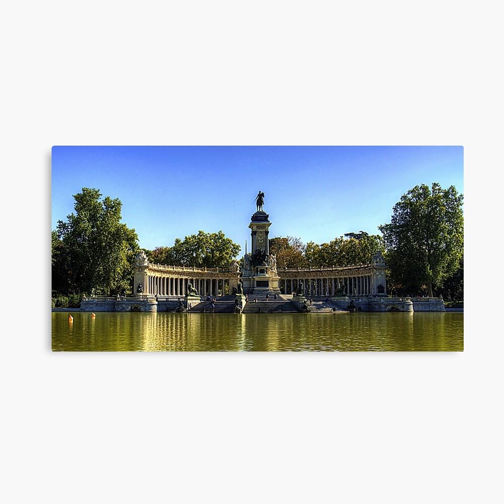 Monumento a Alfonso XII Lienzo