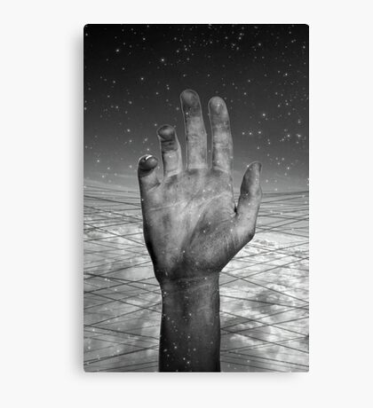 Black & White Collection -- Freedom Canvas Print