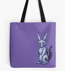Galaxy Bunny Tote Bag
