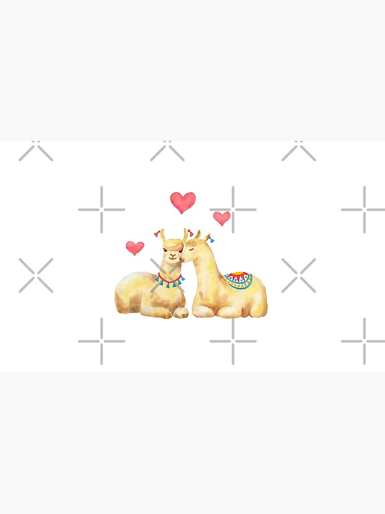 Llamas in llove 2 by nadyanadya