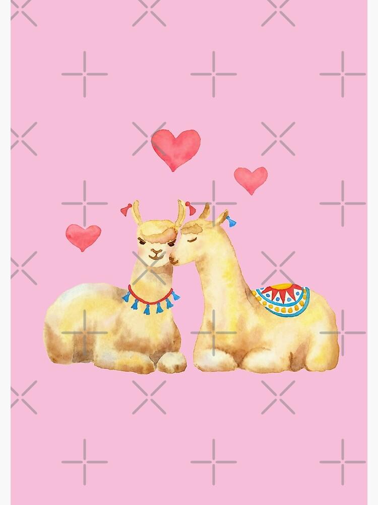Llamas in llove 2 by nadyanadya