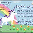 busby the unicorn by busbydeebar