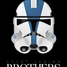 501st Legion Clone Trooper - Brothers by nothinguntried