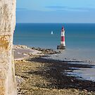 Beachy Head Lighthouse by Dave Hare