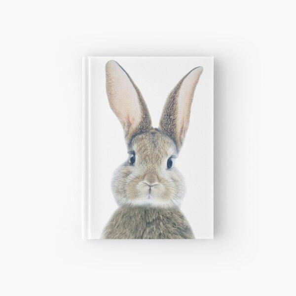 Bunny Rabbit Hardcover Journal
