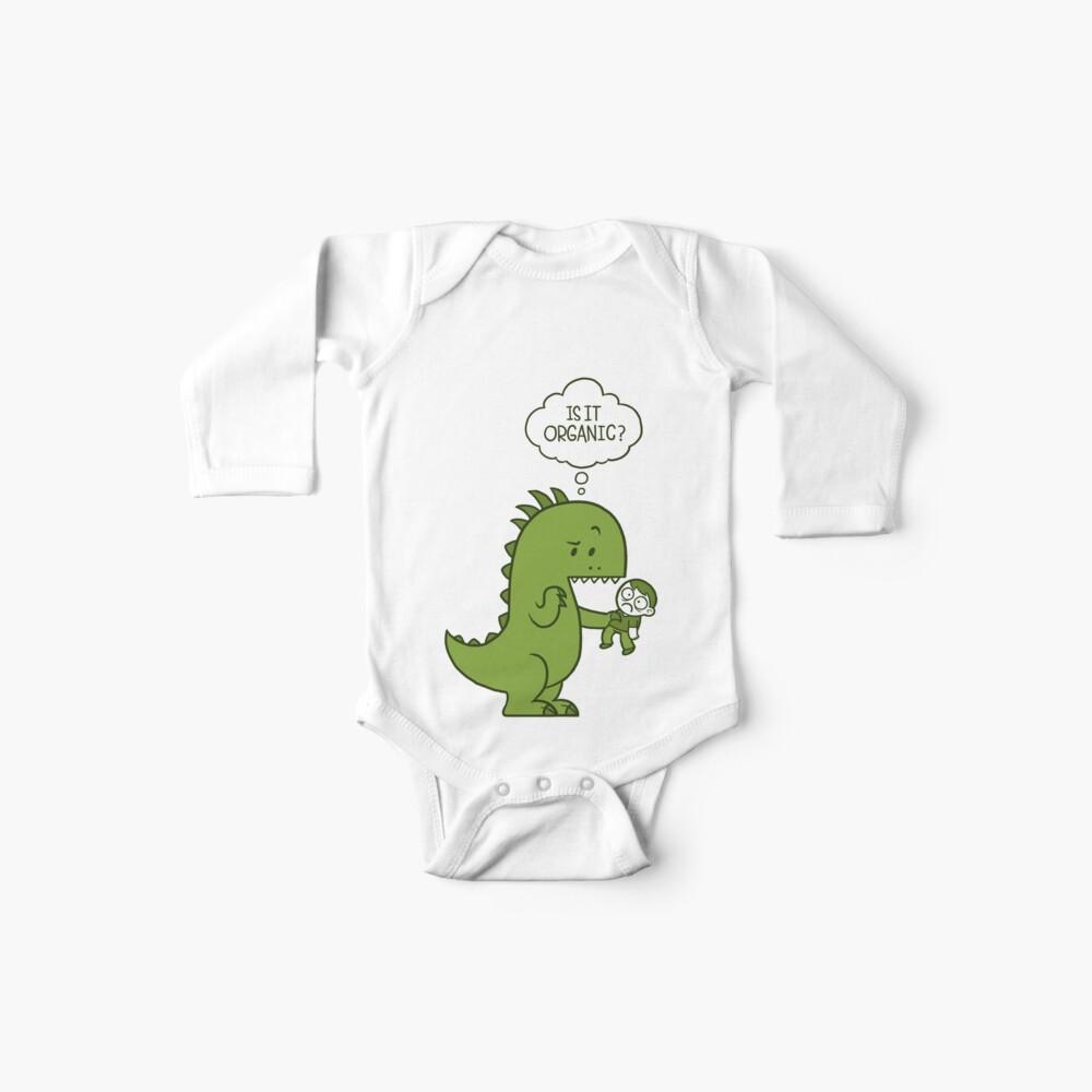 Organischer Dinosaurier Baby Body