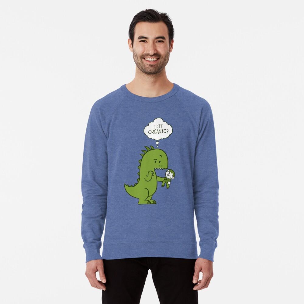 Organischer Dinosaurier Leichter Pullover
