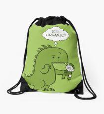 Organischer Dinosaurier Rucksackbeutel