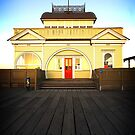 St Kilda Pier by Andrew Brown