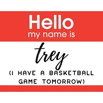 Hi, my name's Trey (Vine) by fandemonium