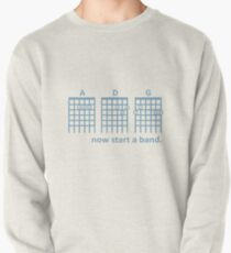 THE OC INSPIRED - Seth Cohen 'now start a band' Pullover