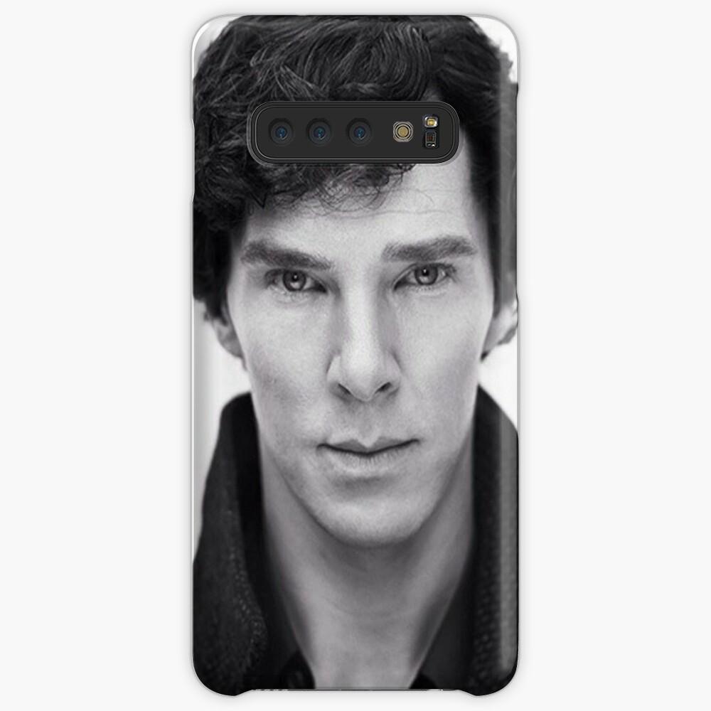 galaxy Sherlock Benedict iphone case