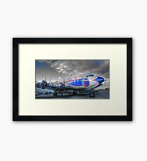 Eastern Airlines DC-7B Framed Print